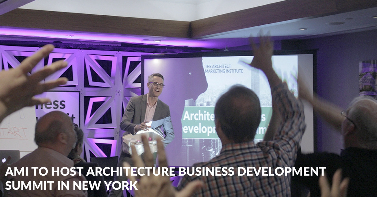 Architect Business Development Summit
