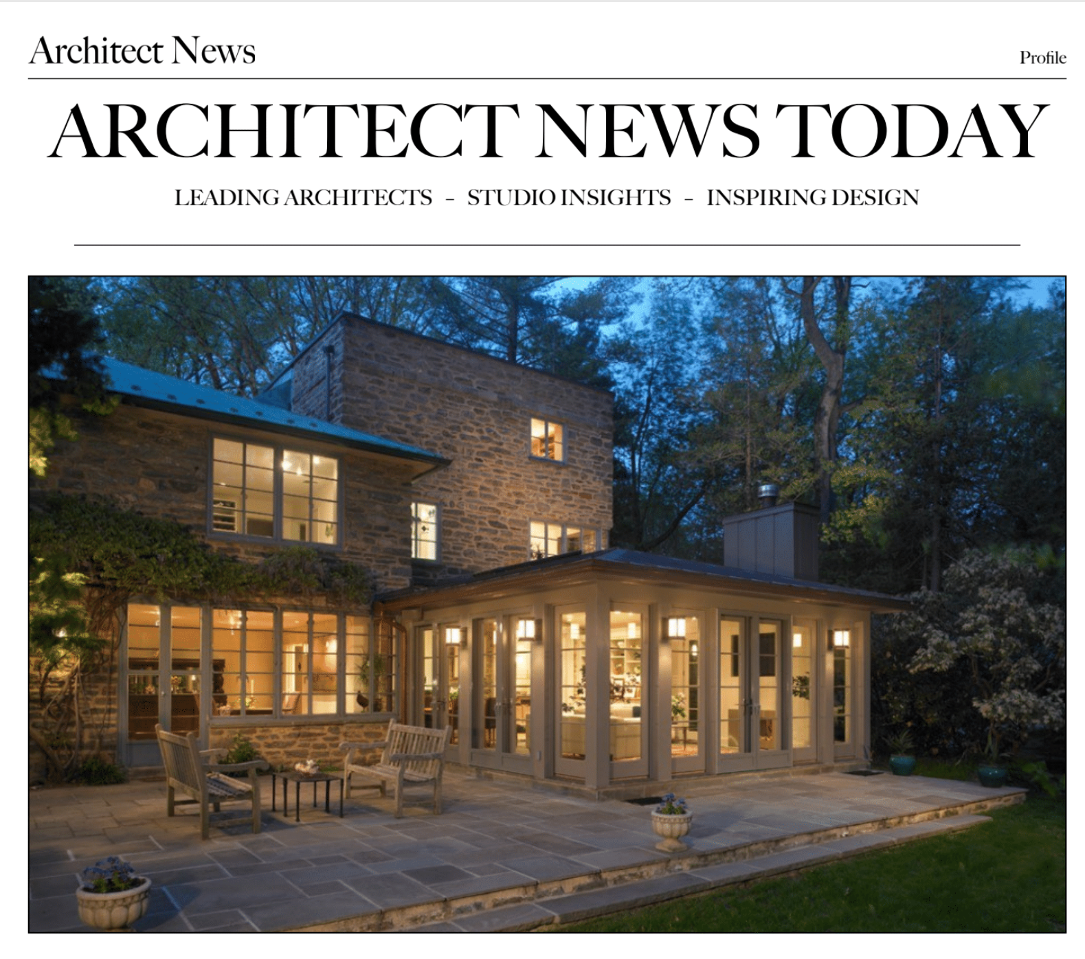 architect news