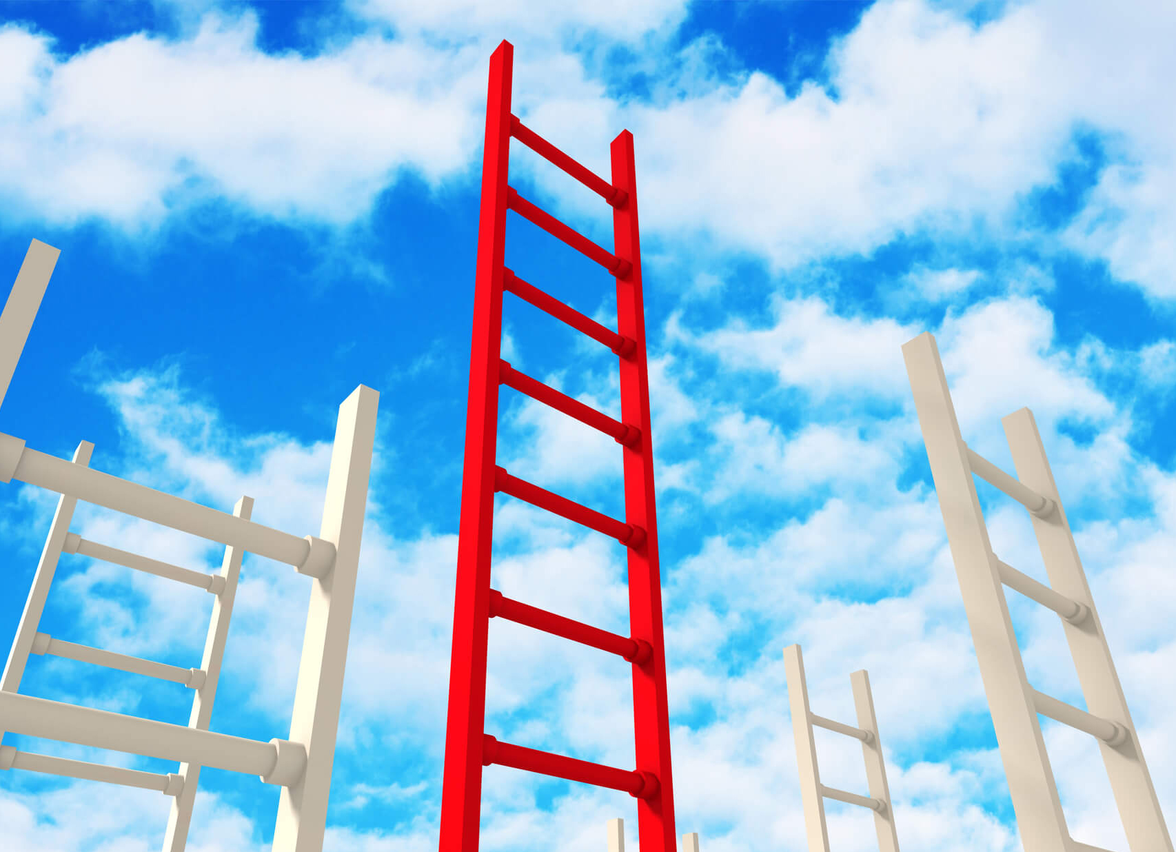 Ladders in Marketing