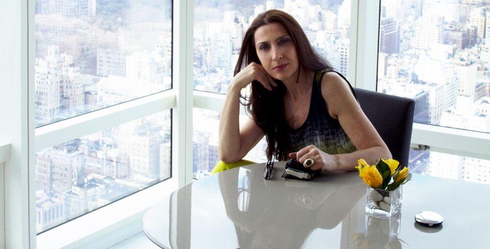 examples of marketing for female architects giusi mastro