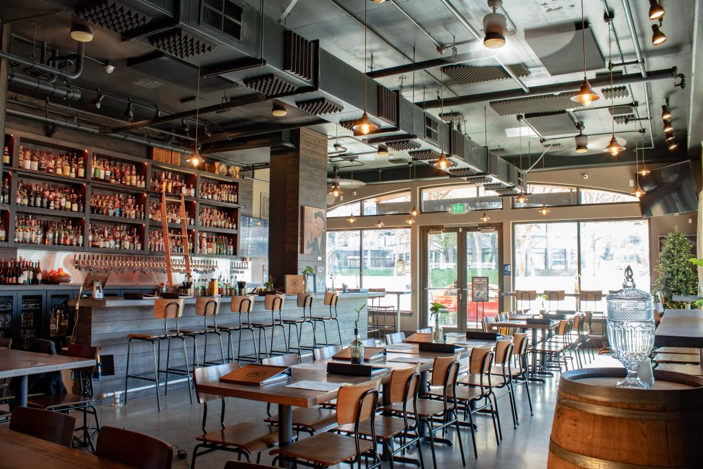 """Known as a California brewery architect, a niche AMI has helped him define, Tim Alatorre designs breweries for first-time business owners. He makes every terrestrial design feel familiar — his firm name Domum is Latin for """"coming home.""""Photo courtesy of Domum."""
