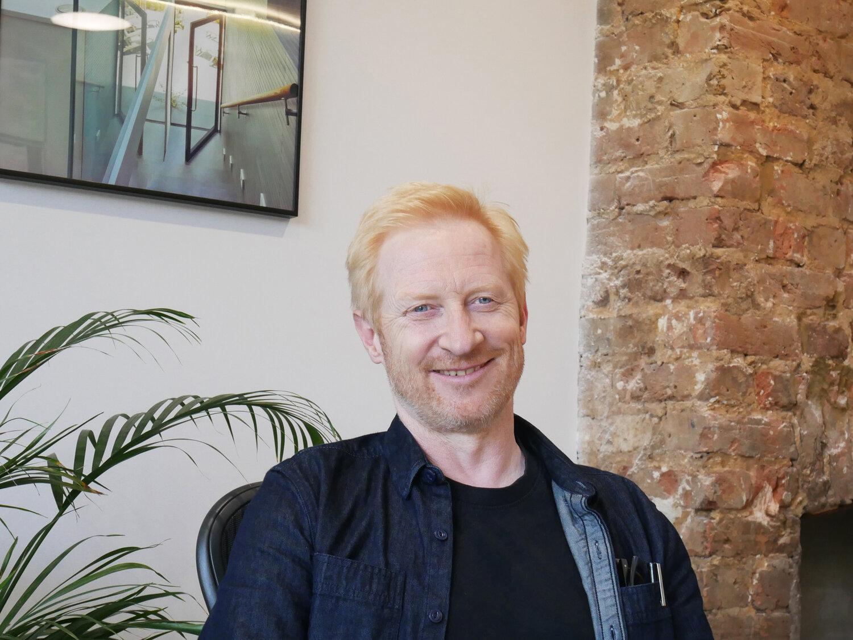Photo of Richard Dudzicki, from the webstie of RDA Architects Ltd.