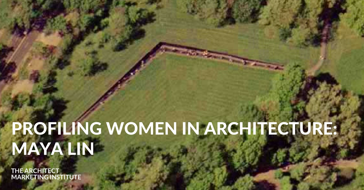 Women in Architecture: Architect Maya Lin Lands Top Projects