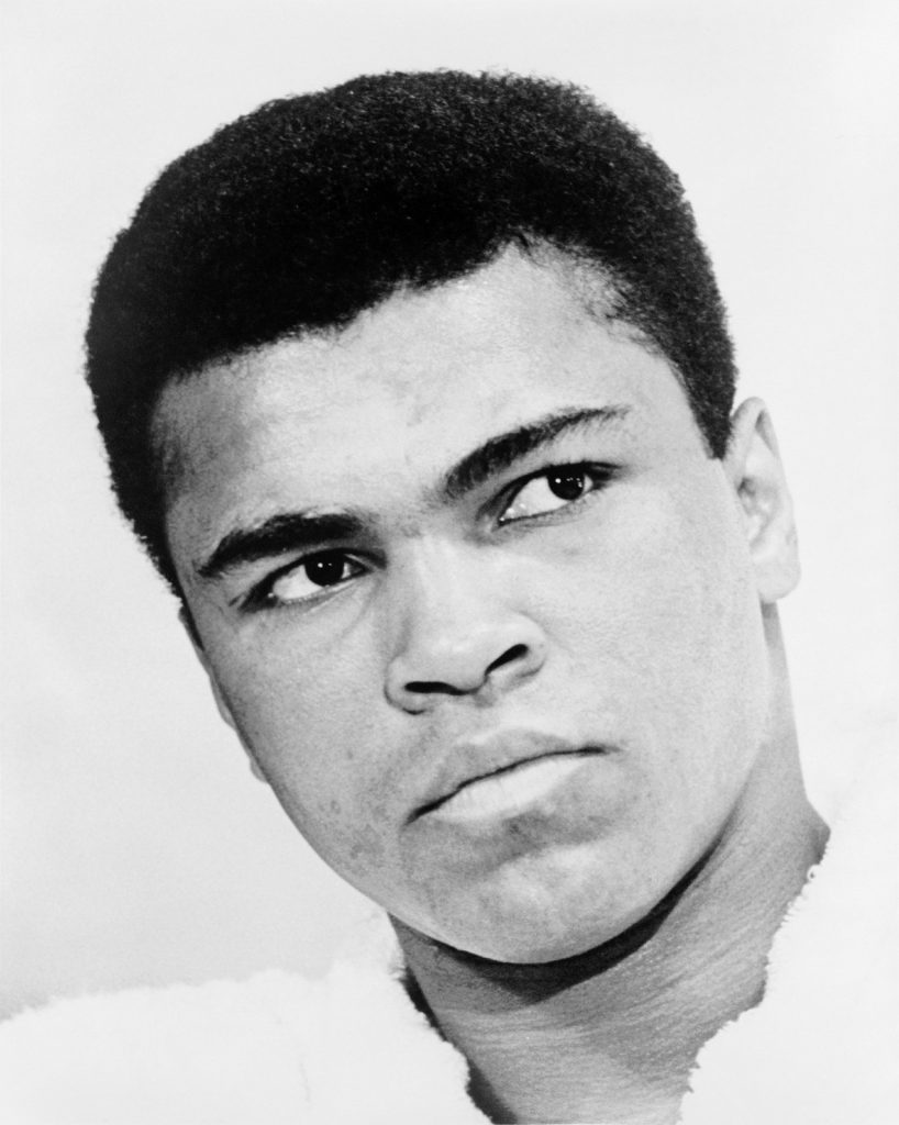 'I am the greatest, I said even before I knew I was.' Muhammad Ali worked his ideal identity early. Ali trained himself to see himself as the man he wanted to be. His brainwashing was drilled in over and over again until he convinced himself he was the greatest. Once he persuaded himself, he was able to convince the world.