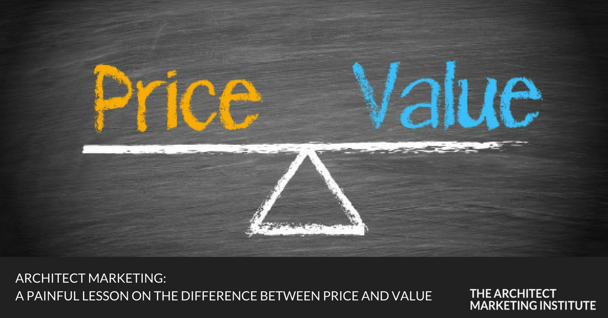 Difference between price and value?